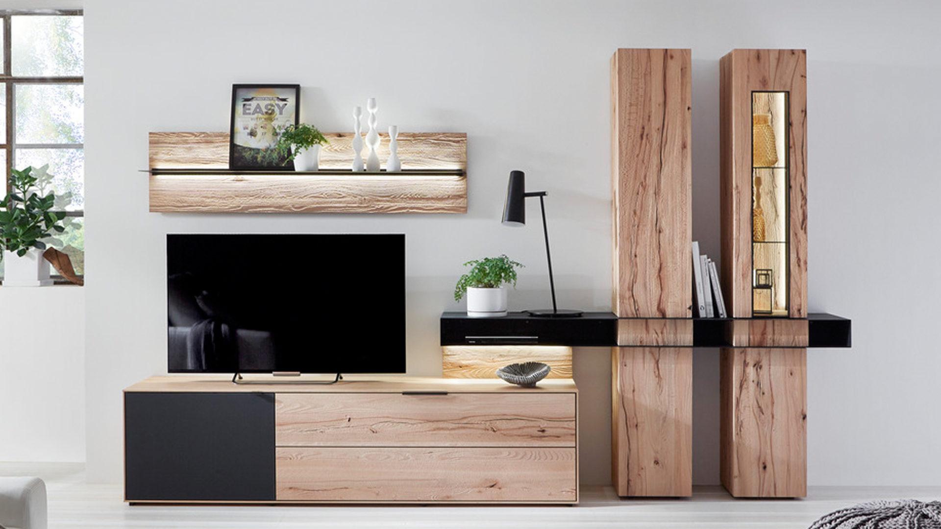 100 Wohnzimmer Schrank Holz Wohnwand Chennai Wohnwande Von