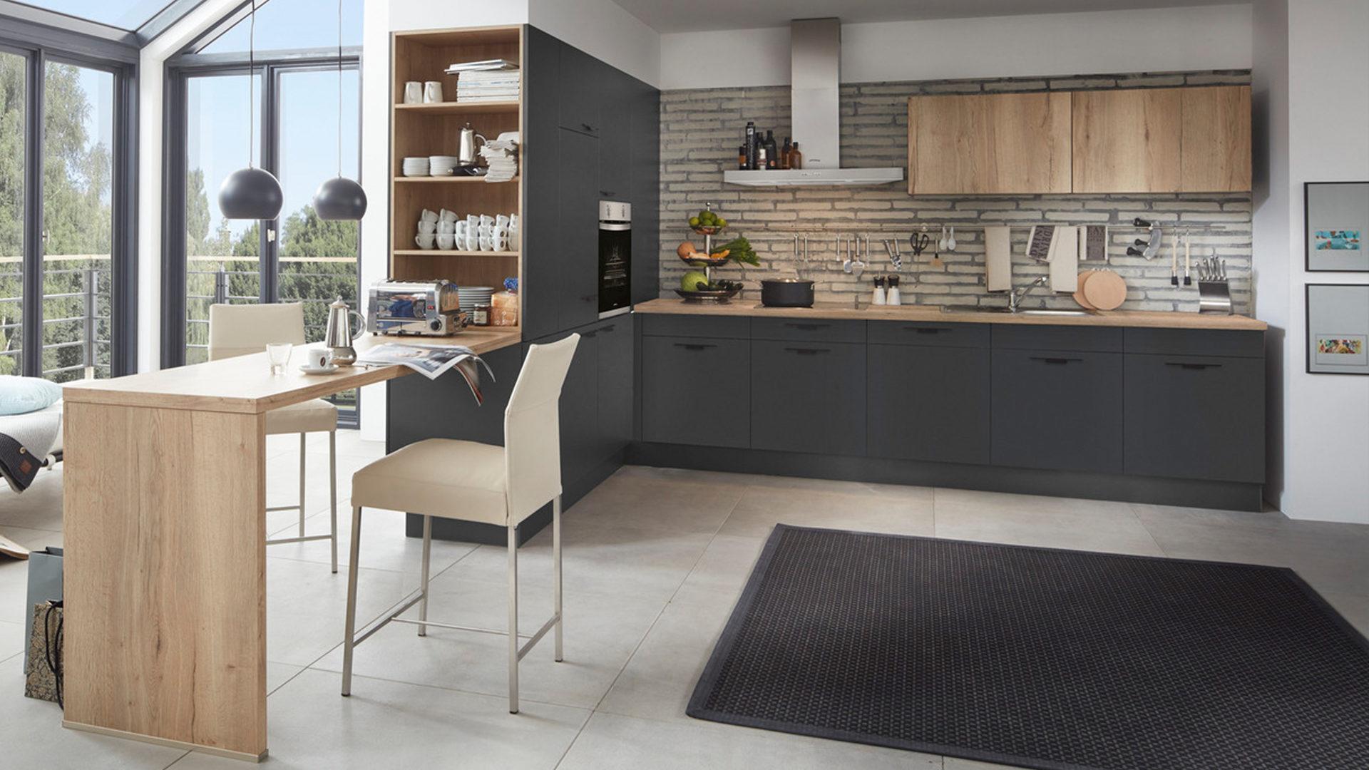 Möbel Boer Coesfeld   Räume   Küche   Einbauküche   Einbauküche ...