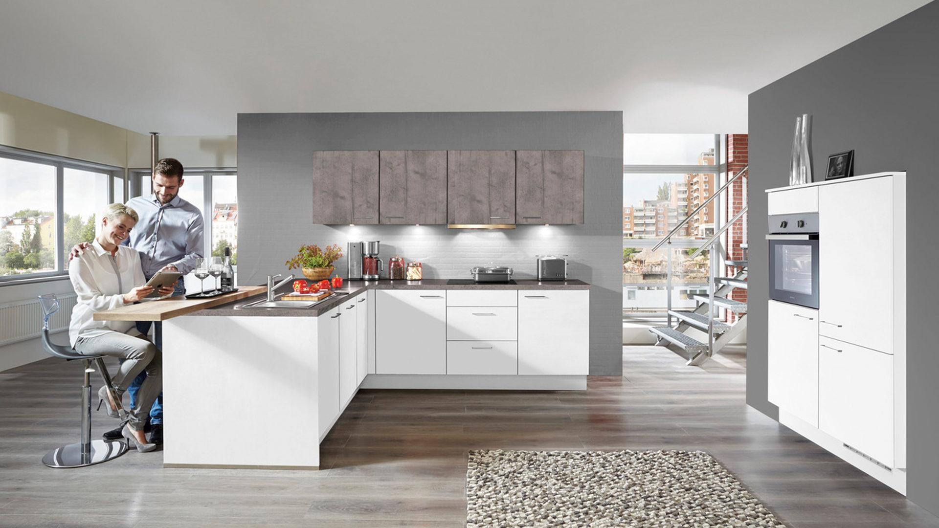 Möbel Boer Coesfeld | Möbel A-Z | Küchen | Einbauküche mit gorenje ...