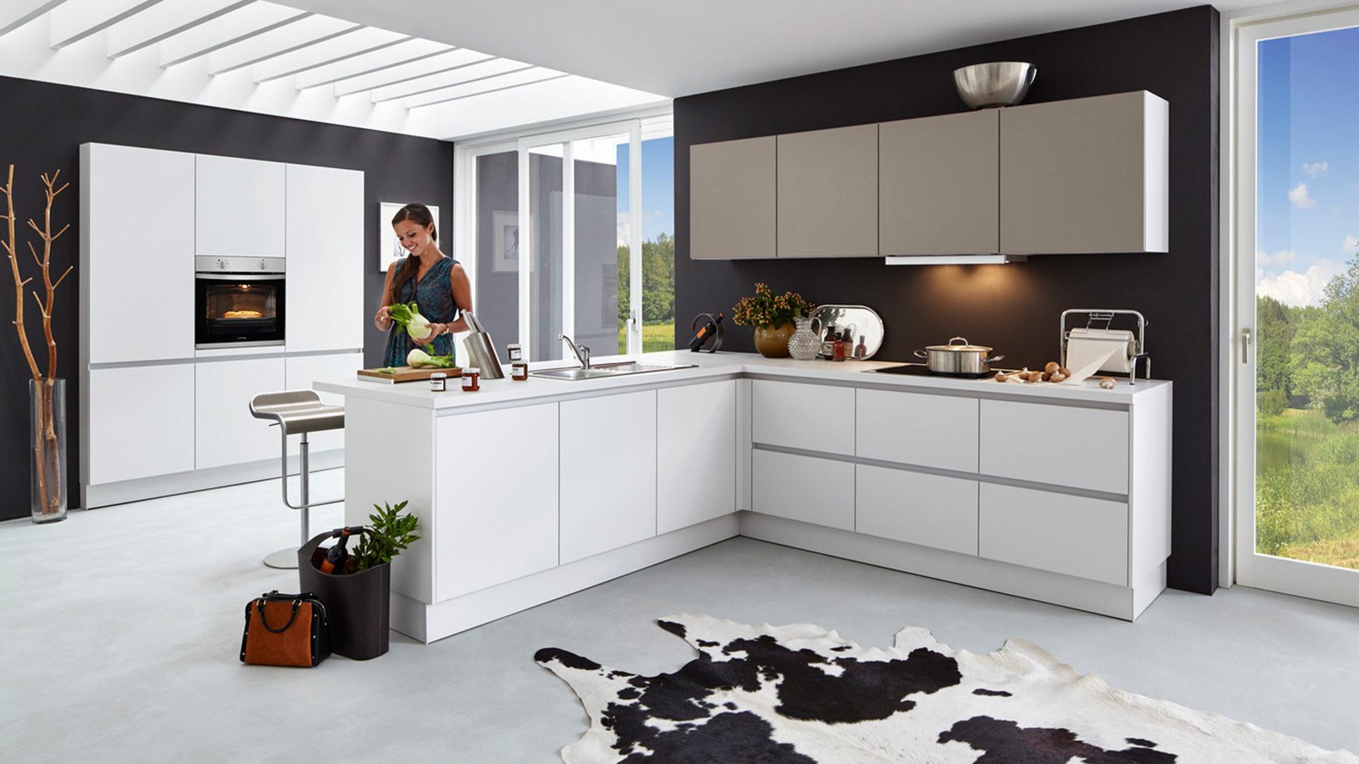 Möbel Boer Coesfeld, Möbel A-Z, Küchen, Einbauküche, Einbauküche mit ...