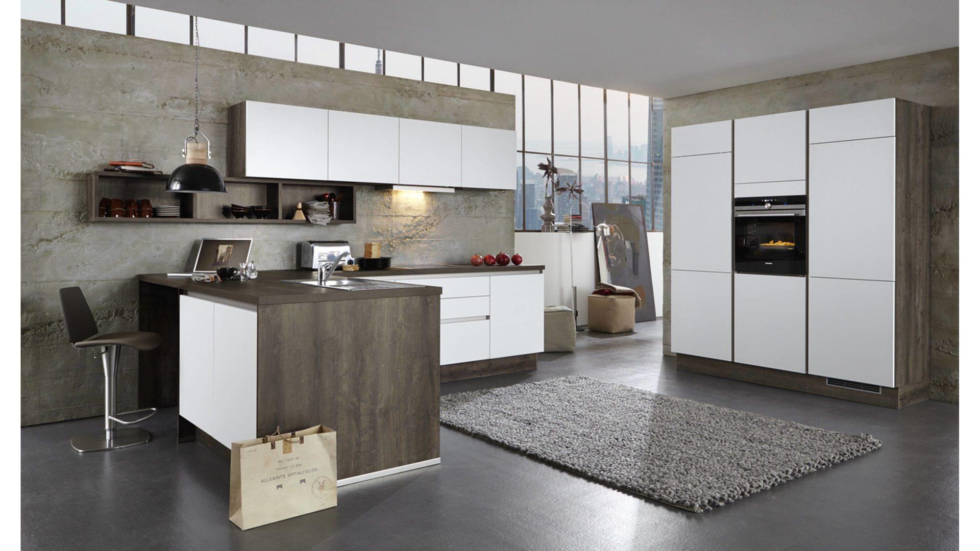 Möbel Boer Coesfeld, Möbel A-Z, Küchen, Culineo, Culineo L-Küche mit ...