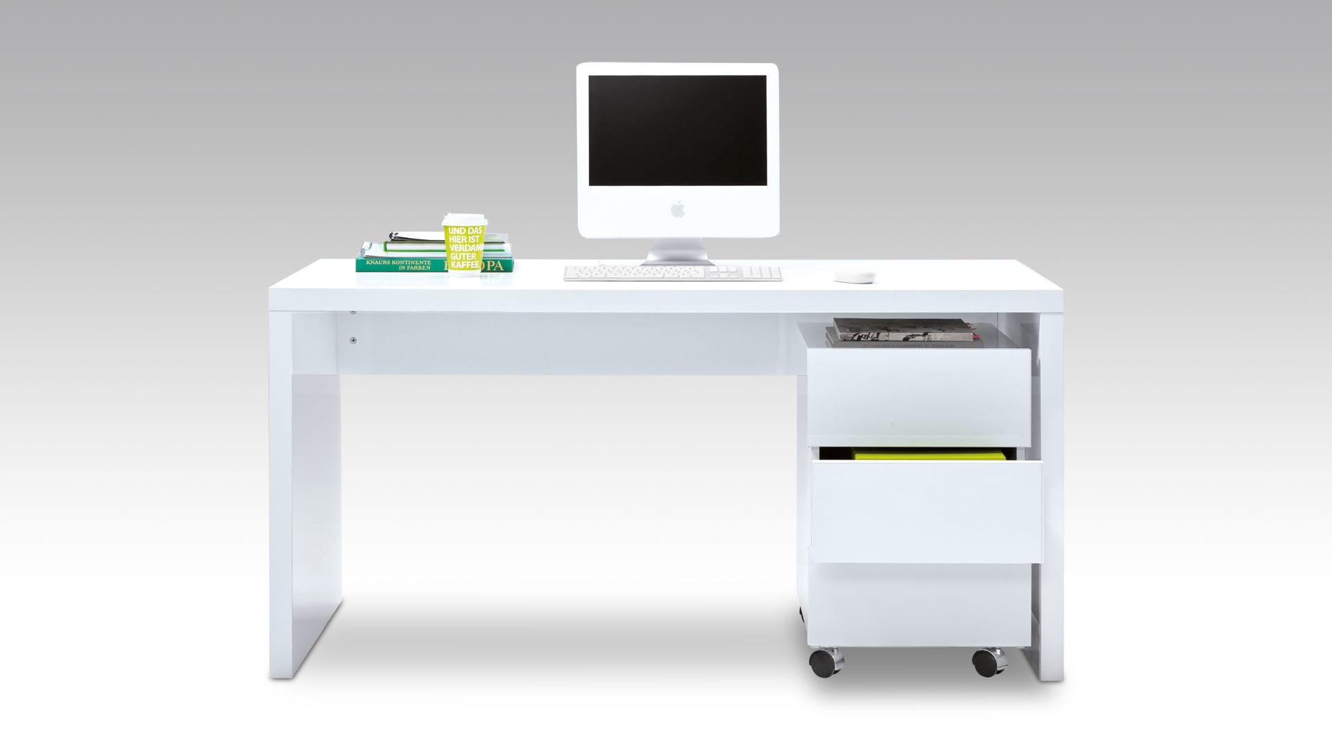 Büromöbel weiss  Möbel Boer Coesfeld | Schreibtisch Space, ein vielseitiges ...