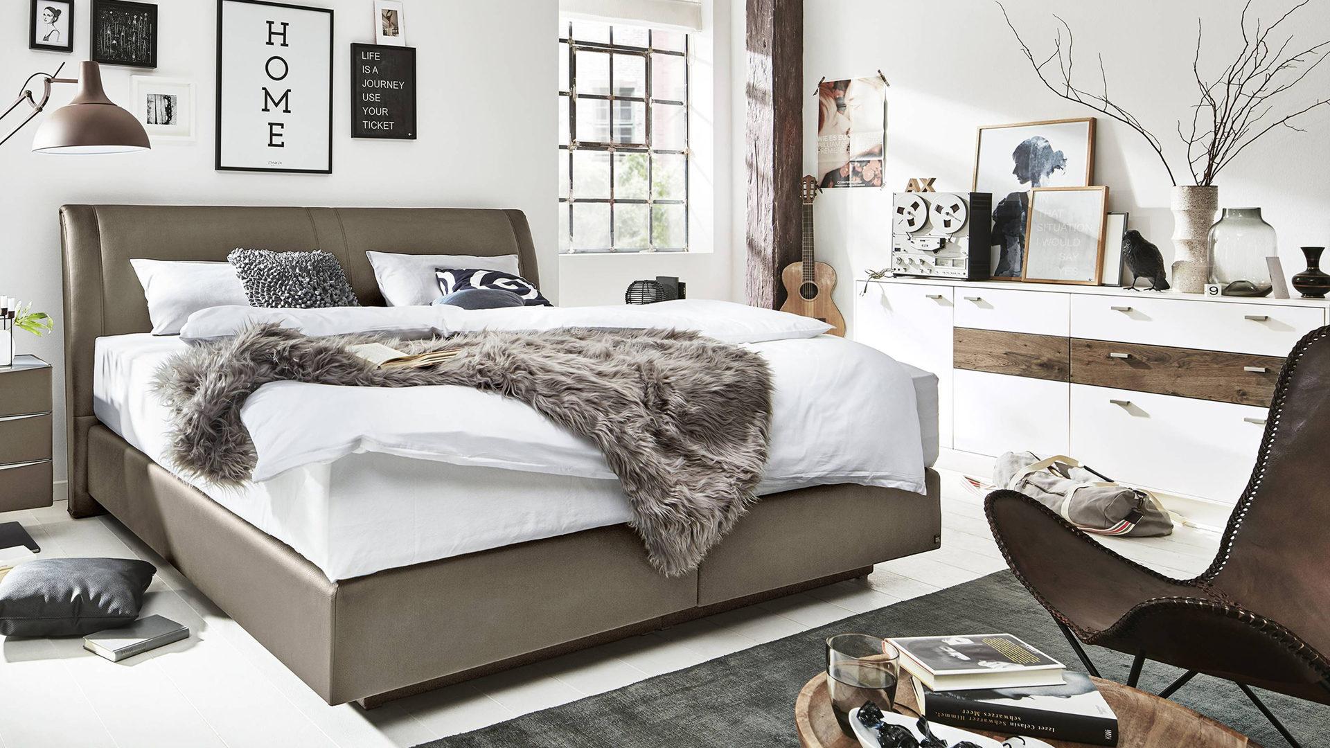 Möbel Boer Coesfeld, Räume, Schlafzimmer, Boxspringbetten ...