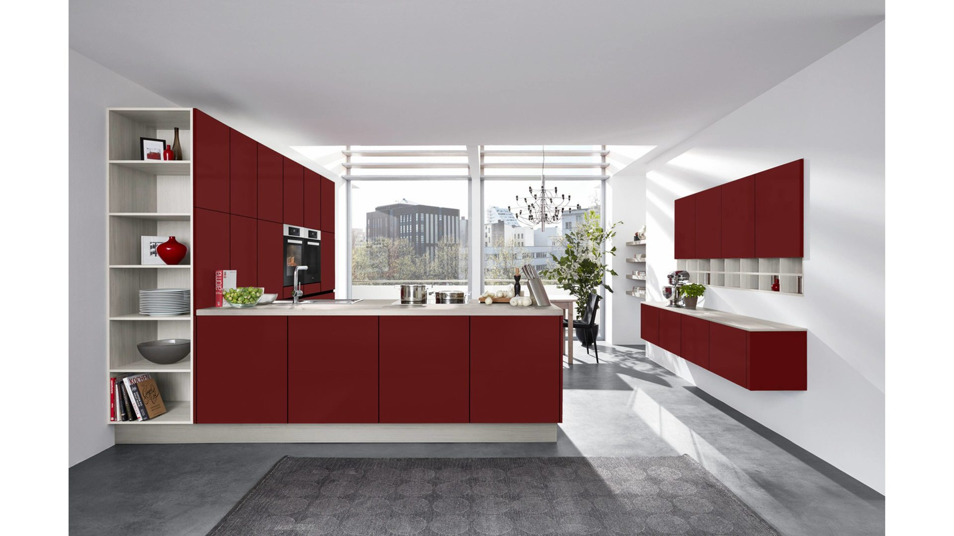 Möbel Boer Coesfeld, Möbel A-Z, Küchen, Einbauküchen, Culineo ...