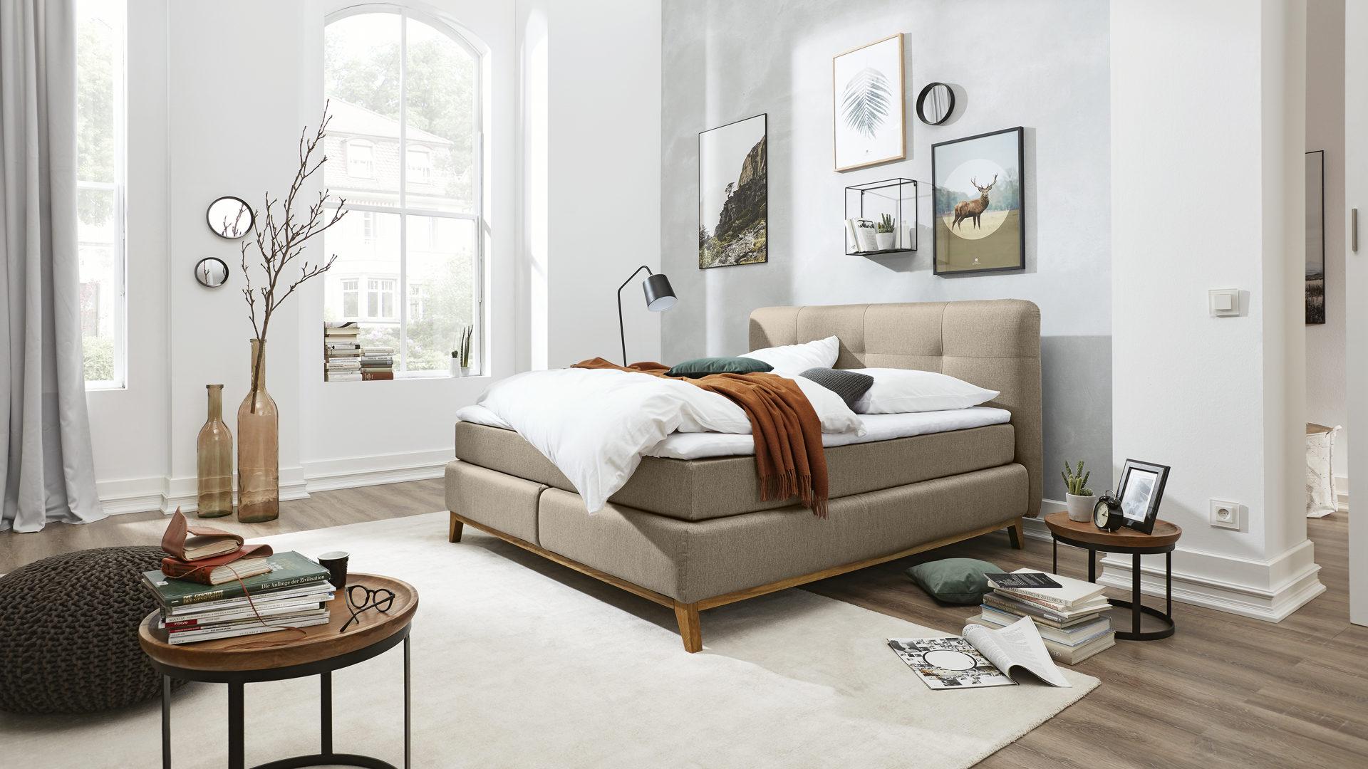 Möbel Boer Coesfeld, Räume, Schlafzimmer, Betten, Interliving, ruF ...